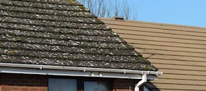Gutter and roof cleaning in Dartford and Hextable
